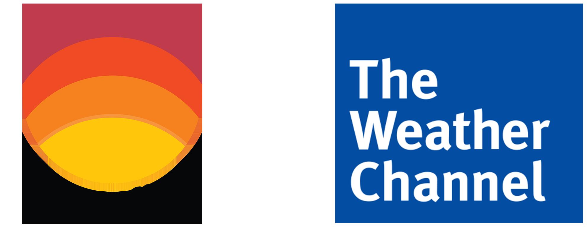 SunsetWx & TWC Logos